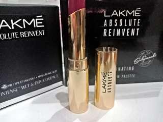 Lakme Argan Oil Lipstick Pink Satin