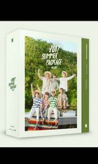 RARE BTS SUMMER PACKAGE 2017