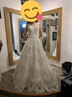 Wedding gown 高質平價婚紗