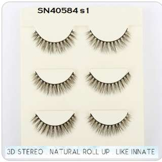 SN40584 Eyelashes Import from Korea