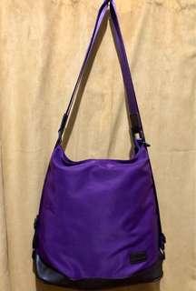 Ben's Jiao's 3-way bag(hand bag, shoulder bag and Back pack)