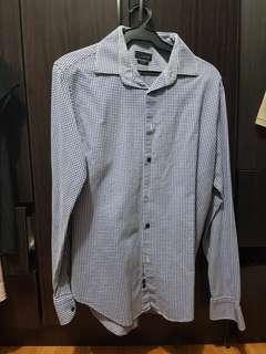 Zara large cotton long sleeves