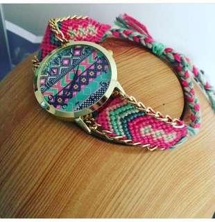 handmade watch 手錶
