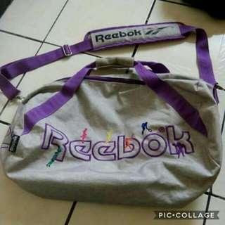 Reebok Gym Bag/ Travel Bag