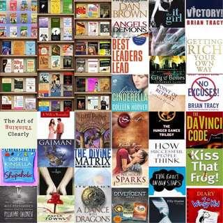 Unlimited e-book