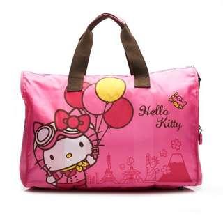 環遊 Hello Kitty環保收納袋