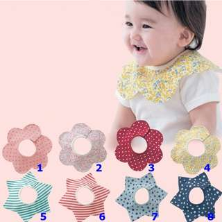 Korean Bibs Cotton Bibs