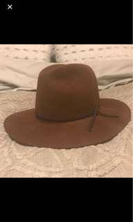 Aritzia Wilfred Wool floppy hat