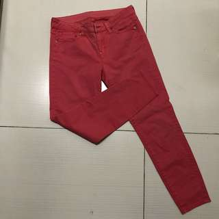Uniqlo Pink Jeans