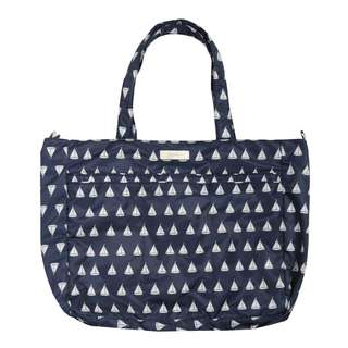 BNWT Jujube Super Be Coastal Diaper Bag Annapolis