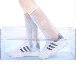 防水鞋套一對 成人/兒童 (多色)