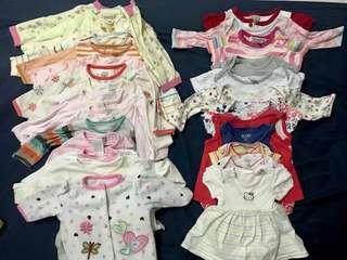 Bundle baby girl clothing