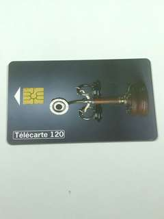 France Telecom Phonecard