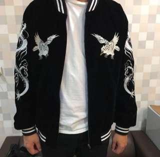 🚚 橫須賀雙面外套