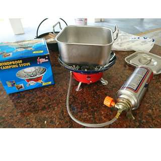 Portable Camping Stove - Best For In camp training - Popular