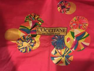 L'OCCITANCE tote bag