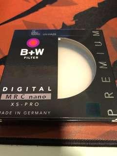B+W 72mm MRC nano UV