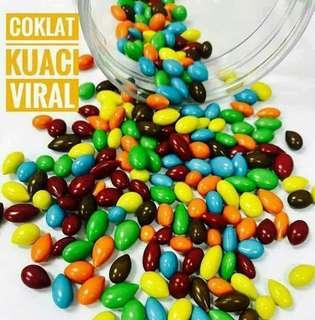 Coklat Kuaci Viral Stick