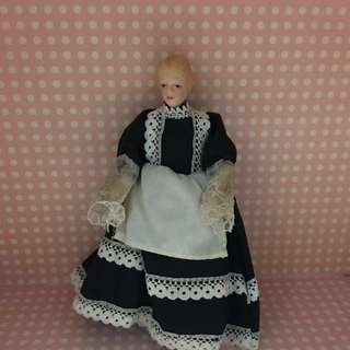 🚚 #超取再七折 古董 陶瓷娃娃
