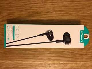 USAMS in-ear plating earphone