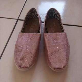 Auth Toms Shoes Size6 / 6½