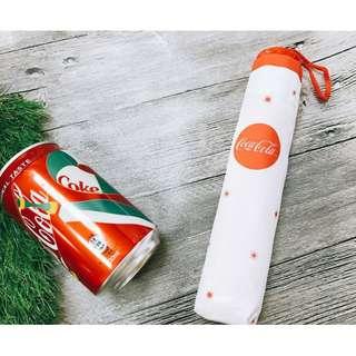可口可樂點點萬用傘/折疊傘