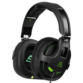 Gaming Headset, Supsoo G818 Gaming Headset Headphone 3.5mm Pure Stereo Over-ear with Mic for PC/New Xbox One/PS4