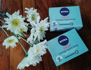 Authentic NIVEA Baby Caring Cream Soap