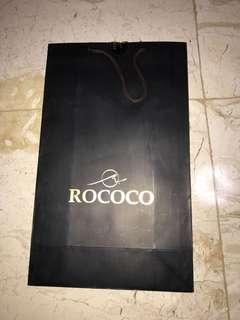 Rococo paperbag