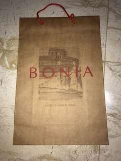 Bonia paperbag