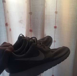 Nike Roshe Shoes (GRAY)