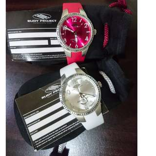 Authentic Rudy Project (City of Dreams) watches