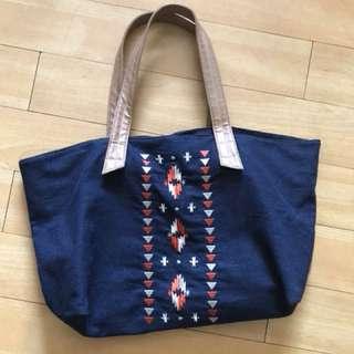 Spruce Canvass bag