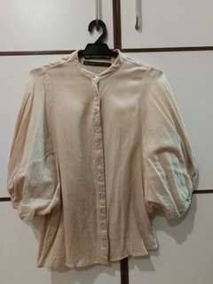 Zara Batwing Top