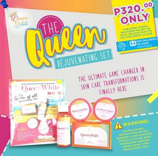 The Queen Rejuvenating Set
