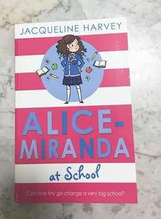 Alice Miranda at School #1