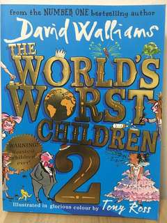 The world's worst children #2 by David Walliams