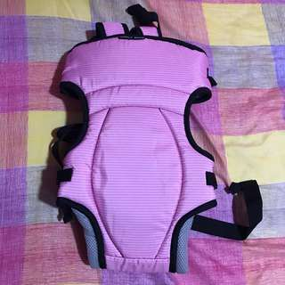 Baby Dino Carrier Pink