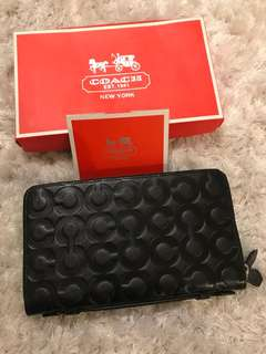 Coach Mens Clutch