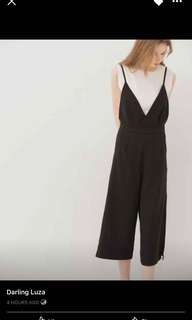 2 in 1 Jumpsuit and Blouse - COD