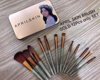 Makeup brush set Pre order #250pesos only