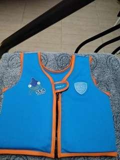 Speedo kids swim float vest/ jacket (4 to 6yr old)