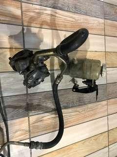 Power steering pump myvi