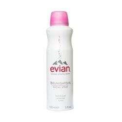 Evian setting spray