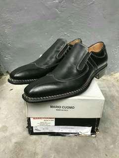Sepatu slip On Mario Cuomo authentic italia