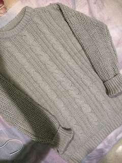 Ultra Warm Thick Knitted Sweater