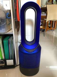 Dyson HP01 Pure Hot + Cool Desk Purifier 美國制式