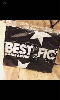 安室奈美惠 2009 best fiction tour 演唱會毛巾