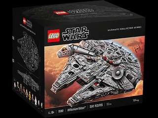 Lego 75192 UCS  Millennium Falcon (Ultimate Collectors Series)