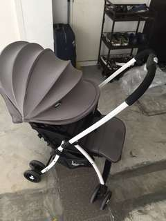 Pre-lover baby Pram